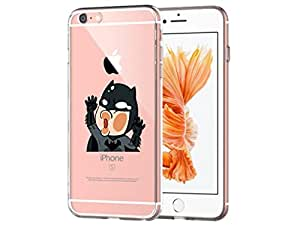 Mousetrap Printed Designer Full Protection Back Cover for Transparent Printed Cover APPLE IPhone 6/6S-17