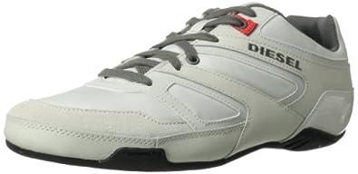 Diesel Men's Smatch S Fashion Sneaker,Vaporous Gray/Bright White,7 M US