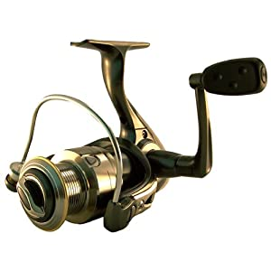 Abu garcia cardinal 300i series spinning reel right left for Amazon fishing rods and reels