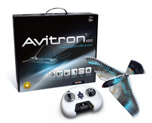 Avitron V2.0 - Remote Controlled R/c Bird / Ornithopter