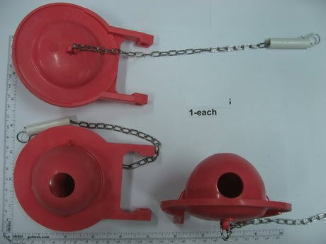 Toilet Parts Toto Thu331s 28 1 Rings Flapper For Toilet