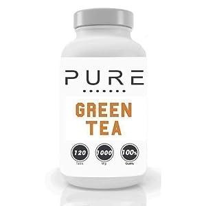 Pure Green Tea Tablets (120 Tabs)