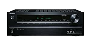 Onkyo TX-SR313 5.1- Channel Home Theater A/V Receiver (Discontinued by Manufacturer)
