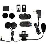 Chatterbox XBi2 Intercom Communication Head Sets - Open Face Kit - Color: Black