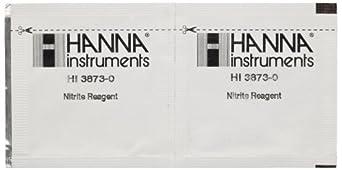 Hanna Instruments HI3873 Nitrite Test Kit for 100 Tests