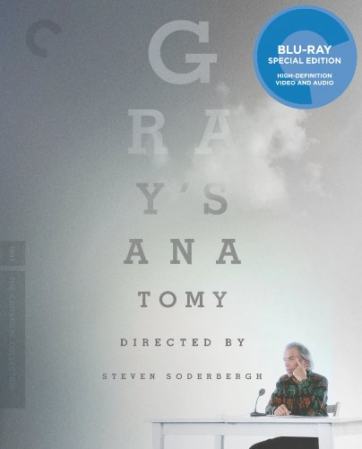 Cover art for  Gray's Anatomy (The Criterion Collection) [Blu-ray]