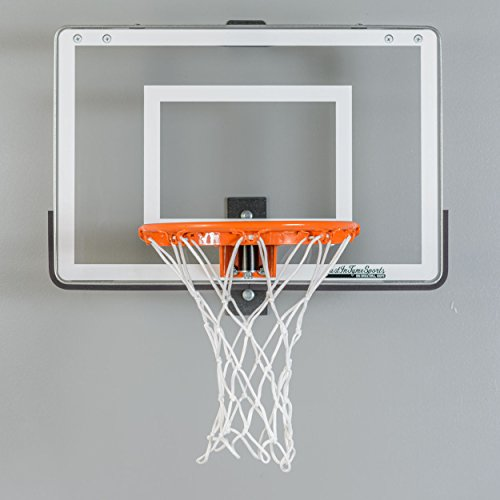 Wall Mounted Mini Basketball Hoop - Mini Pro 1.0 (Just In Tyme Sports Mini Hoop compare prices)