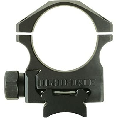 "Nightforce Optics 1.00"" Medium Steel Ring Set for 30mm Scopes from Nightforce Optics"