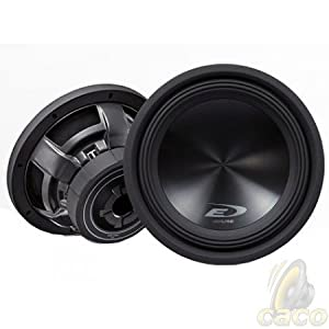 Alpine SWE-10S4 10in Type-E Series Car Subwoofer