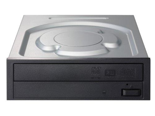 I-O DATA DVD±R24倍速書き込み対応DVDドライブ ブラック DVR-S7280EK