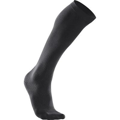 2XU Performance Run Sock women SCHWARZ WA2443EBLK by 2XU