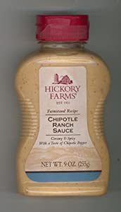 Hickory Farm Chipotle Ranch Sauce