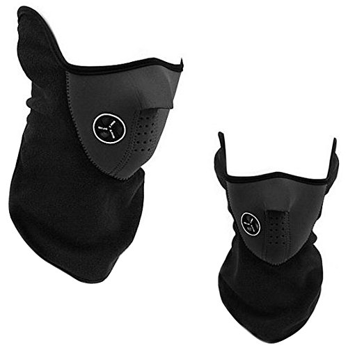 Cideros-Breathable-Ski-Neck-Face-Mask-Thermal-Facial-Shield-Mask-Neck-Warmer-Unisex-Dust-proof-Cold-proof-Nose-Ear-Protection-Cycling-Motorbiking-Climbing-Hiking-Winter-Sport-Equipment