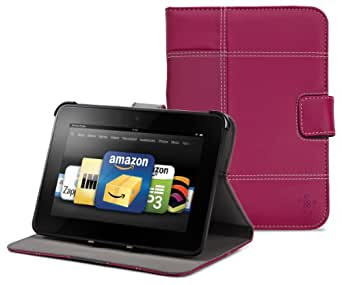 "Belkin Glam Tab Case with Stand for Kindle Fire HD 7"", Magnetic (will only fit Kindle Fire HD 7"" [Previous Generation])"