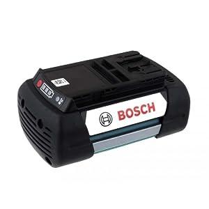 Original Akku für Rasenmäher Bosch Rotak 43LI Original  Kundenbewertung und Beschreibung