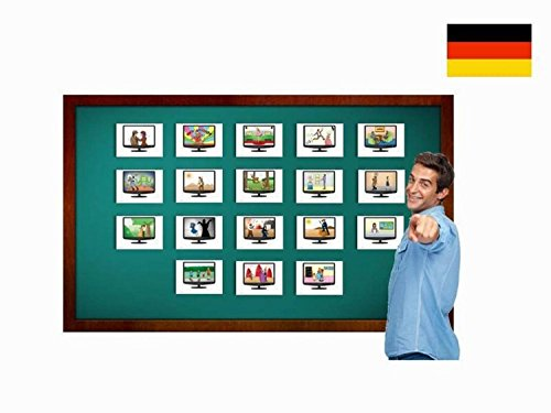 entertainment-and-television-channel-flashcards-unterhaltung