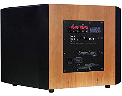 Earthquake Sound Supernova Powered 15-Inch Subwoofer from EarTip