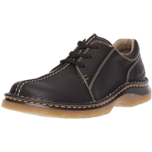 Dr Martens Men's Zack 3 Eye Cbs Lace-Up Black 11232001 10 UK