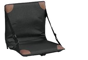 Heated Massaging Stadium Cushion from Tranquilease, LLC