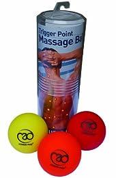 Fitness Mad Trigger Point Balles de massage Plusieurs couleurs