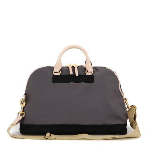 Danzo Diaper Retro Bag, Slate/Black front-414496