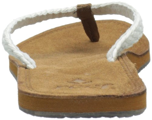 Reef Women's Gypsy Macrame Sandal,Cream,9 M US