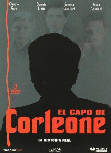 El Capo De Corleone La Historia Real [DVD]