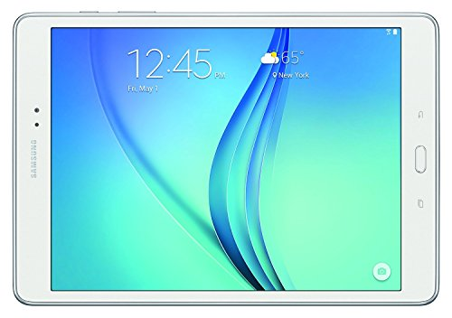 Samsung Galaxy Tab A 16GB 9.7-Inch Tablet SM-T550 - White (Certified Refurbished) from Electronic-Readers.com