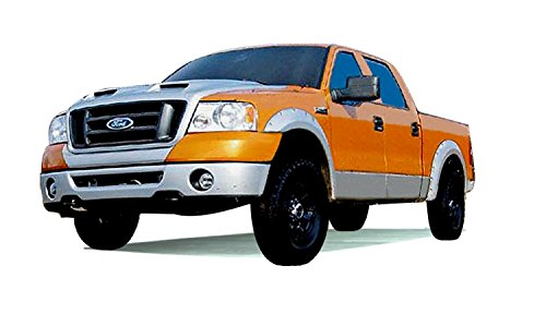 PSI Auto Restyling 802-0303 Pocket-N-Bolt Style Fender Flares (2002 F150 Fender Flares compare prices)