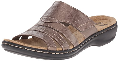 6e2e7d422c64 Clarks Women s Leisa Grove Slide Sandal - Import It All