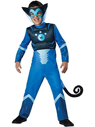Wild Kratts Spider Monkey-Blue Costume