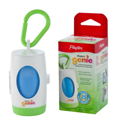 Playtex Genie On The Go Dispenser Diaper (Discontinued by Manufacturer) - 1