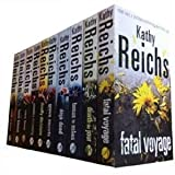 Kathy Reichs 10 - Books Collection (Bare Bones, Bones to Ashes, Grave Secrets,Monday Mourning, Fatal Voyage, Deja Dead, Death du Jour, Deadly Decisions, Cross Bones, Break no Bones) Kathy Reichs