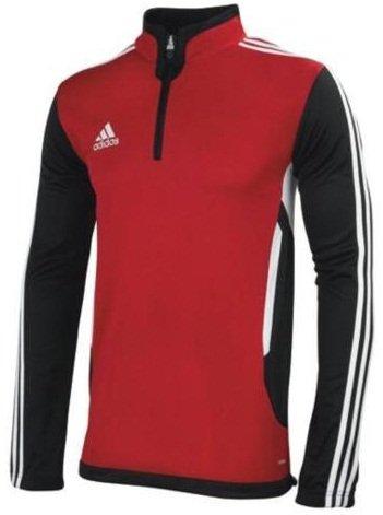 Adidas Climacool Tiro 11 Training Jacket Perfect For Football, Soccer, Cricket! Red/Black 2Xl My Kn
