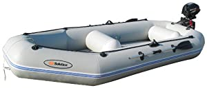 Solstice 12-Feet Quest IB Boat by Solstice