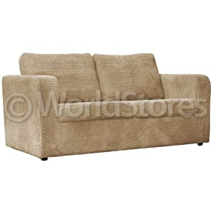 Leigh Sofa Bed 2 Seater Fold Out Bed PP Mattress Jumbo