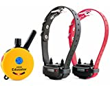 Educator ET-302TS 2 Dog Mini E-Collar 1/2 Mile Remote Dog Traininer