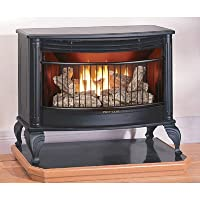 ProCom Dual Fuel Stove - 25,000 BTU, Model# QD250T from Procom