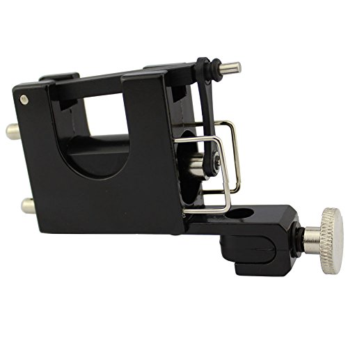 Rotary Motor Tattoo Machine Liner Shader Gun Black A602