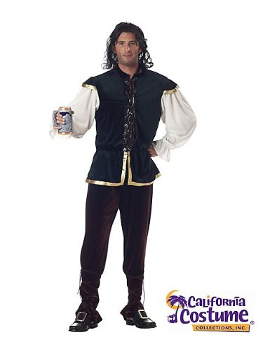 California Costume Tavern Man Costume