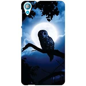 HTC Desire 820Q Back Cover - Bird Love Designer Cases