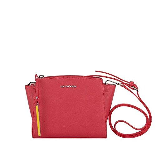 CROMIA Mini Bag PERLA Cod. 1402632 ROSSO