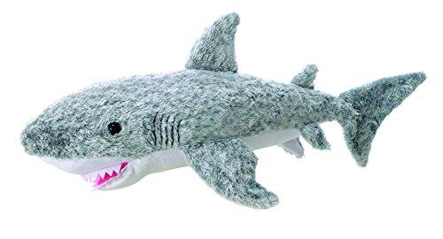 """1 X Samuel Shark Mini Flopsie 8"""" by Aurora - 1"""