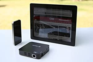 Pocket HDMI and MHL projector for iPhone iPad Andriod phone and Tablet