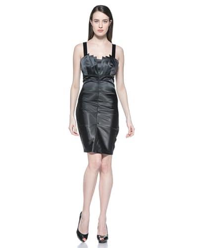 Phard Vestido Flora Negro