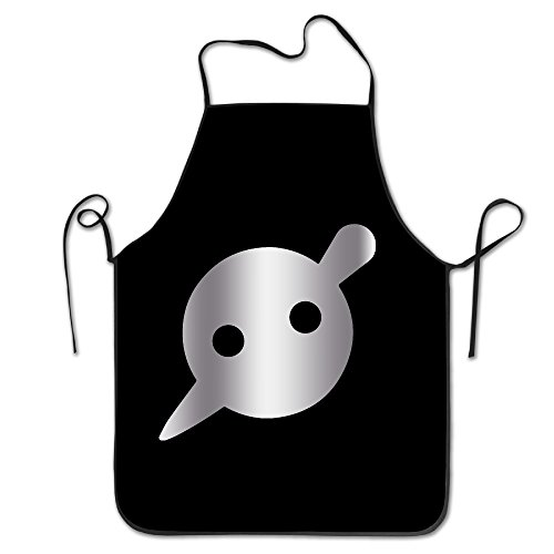 Knife Party Platinum Logo Kitchen Cooking Apron