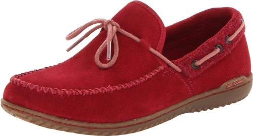Patagonia 巴塔哥尼亚 Kula Moccasin 女款真皮休闲鞋 $33.28(约¥290)