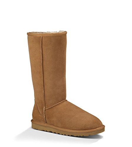Ugg Australia Classic Tall Style# 5815-Chestnut (6 M US, Chestnut) (Uggs Kids Classic Tall compare prices)