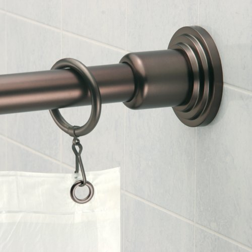 Gatco 831 Shower Curtain Ring Oil Rubbed Bronze Home Garden Bathroom Accessories Rings
