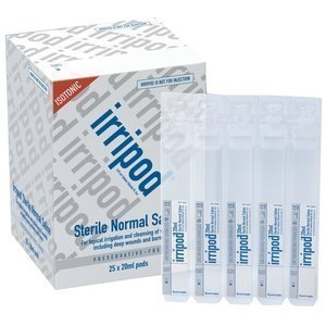 irripod-sterile-normal-saline-solution-eyewash-wound-cleansing-20ml-x-25